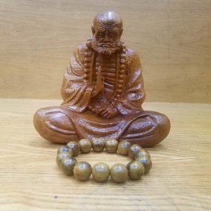 tượng gỗ đạt ma đẹp nhất tại thái bình