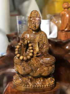Ý Nghĩa Và Cách Bố Trí Tượng Phật Quan Âm